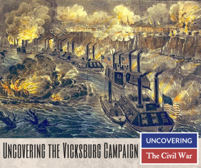 Vicksburg gunboat graphic